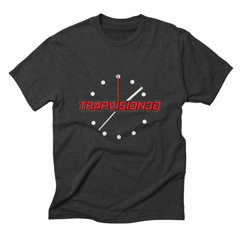 Trap 1 Men's Triblend T-Shirt by TonyWHOA!