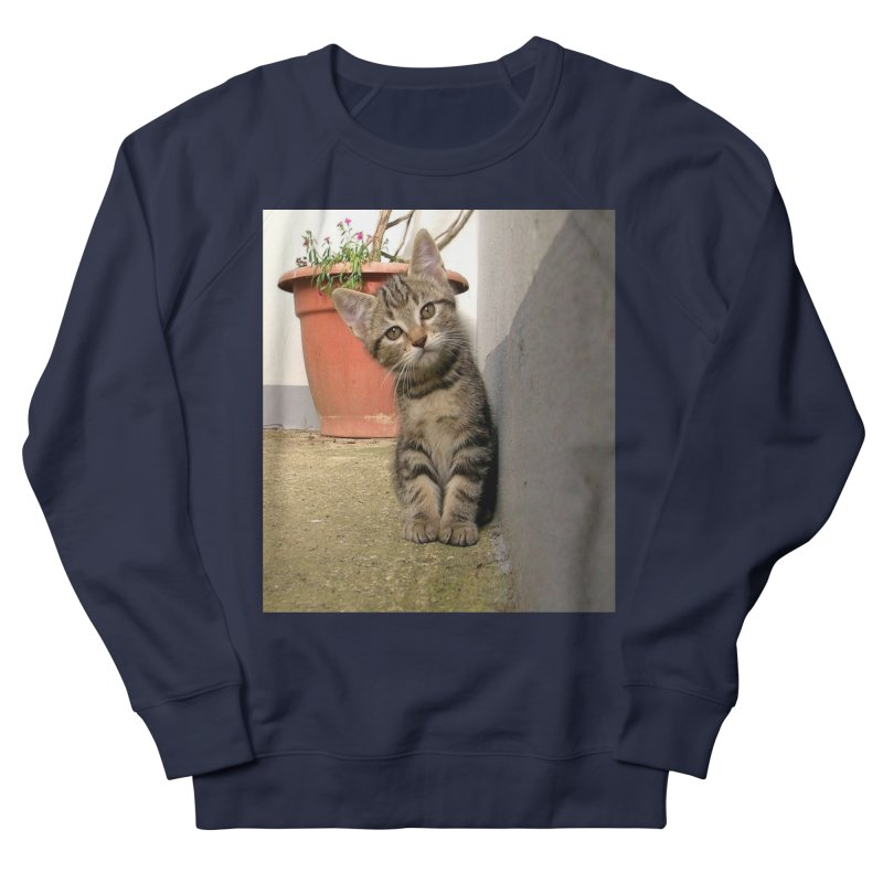 bust that cache Men's French Terry Sweatshirt by toolbar's Artist Shop