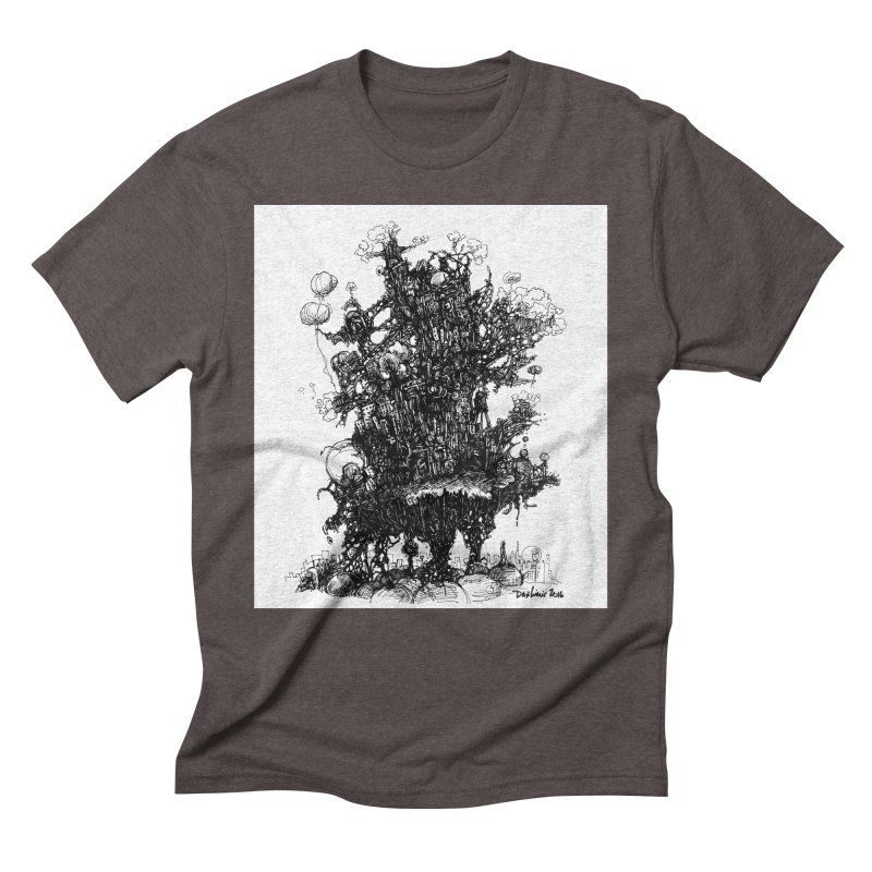 0a99c8942f4d470793ddff8e2e6b85c7 Men's Triblend T-Shirt by toolbar's Artist Shop
