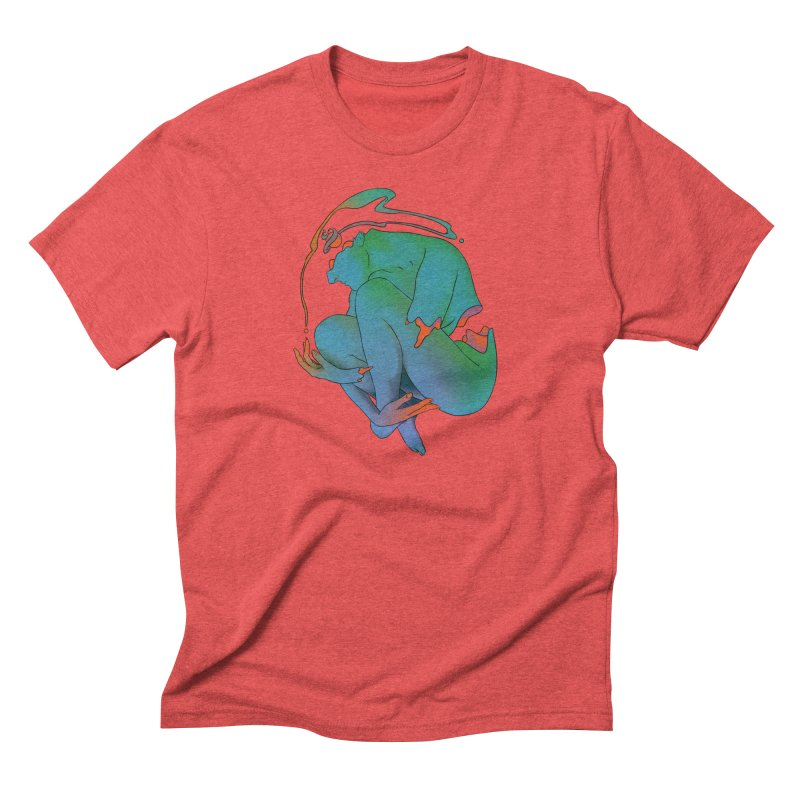 4ee77adfd50045f8b4cabc912d5fd811 Men's Triblend T-shirt by toolbar's Artist Shop