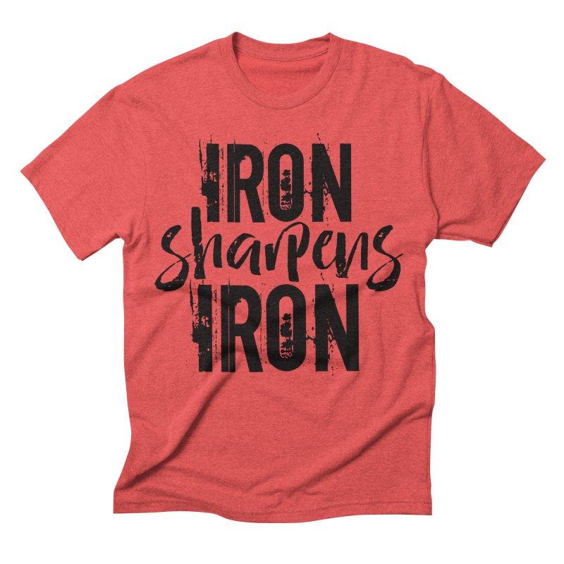 18ffb053ed5e45e6b5594d91698fa52f Men's Triblend T-shirt by toolbar's Artist Shop