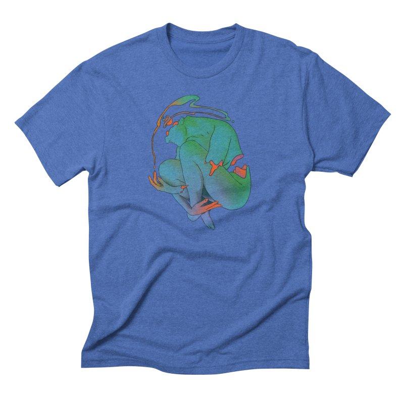 33488e900c0847a3bd9cdb3d2a30c408 Men's Triblend T-shirt by toolbar's Artist Shop