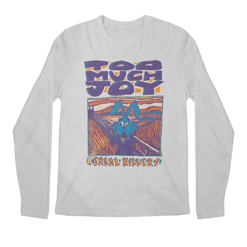 Cereal Killers Men's Longsleeve T-Shirt by toomuchjoy's Artist Shop