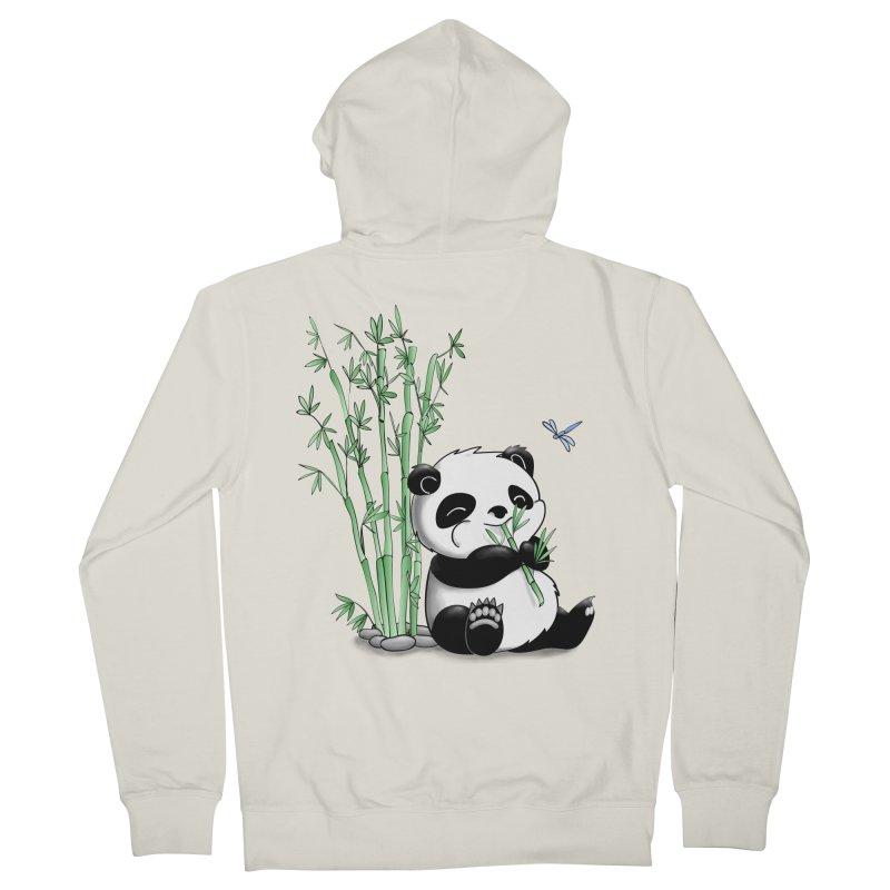 Panda Eating Bamboo   by Tootsiecool's Artist Shop
