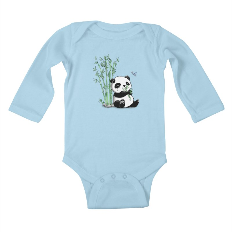 Panda Eating Bamboo   by Tootsiecool's Artist Shop