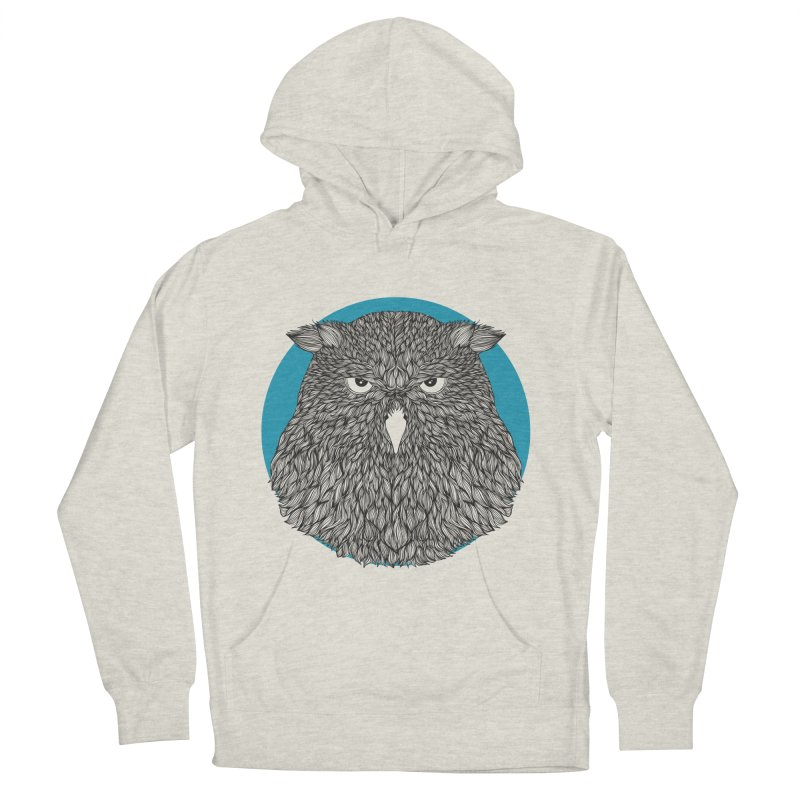 Owl Women's Pullover Hoody by topodos's Artist Shop