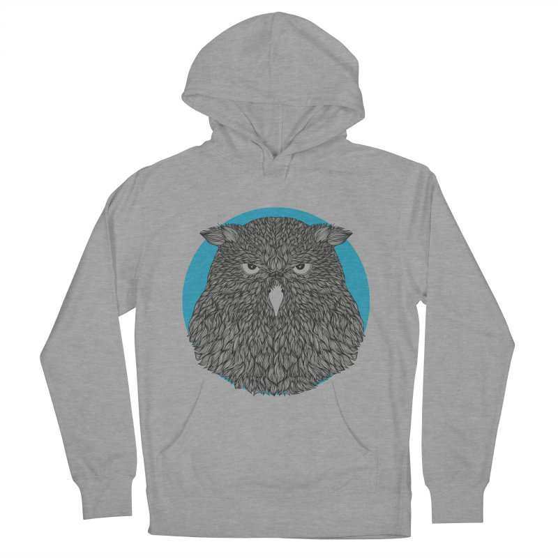 Owl Men's Pullover Hoody by topodos's Artist Shop