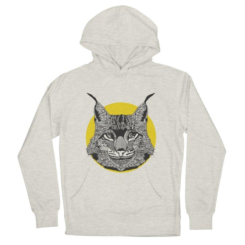 Lynx Women's Pullover Hoody by topodos's Artist Shop