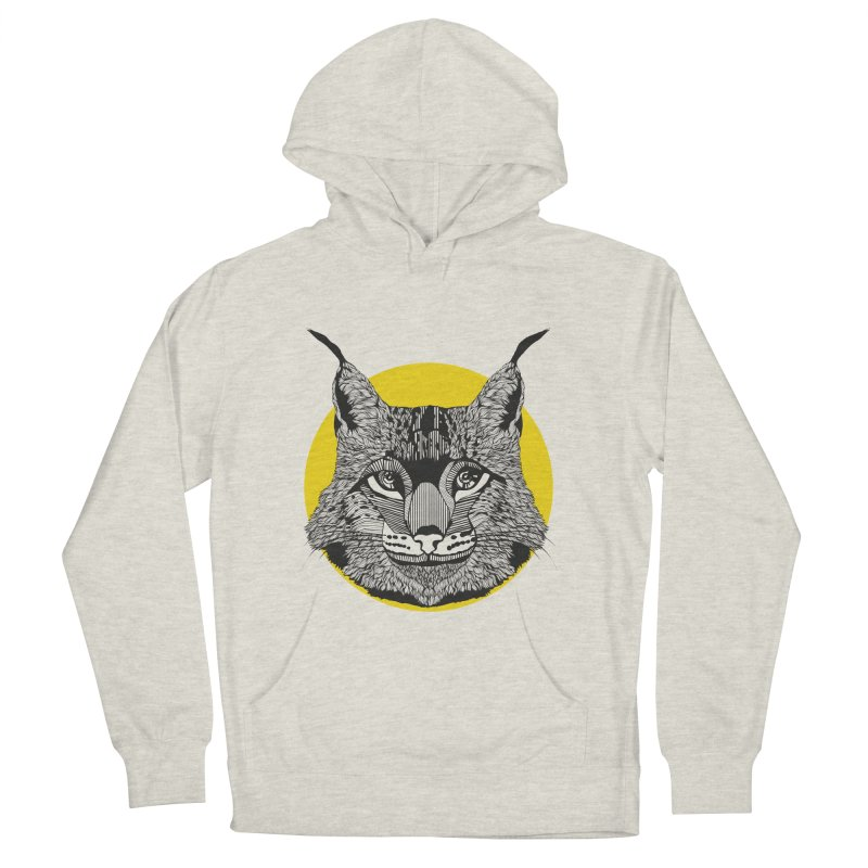 Lynx Men's Pullover Hoody by topodos's Artist Shop