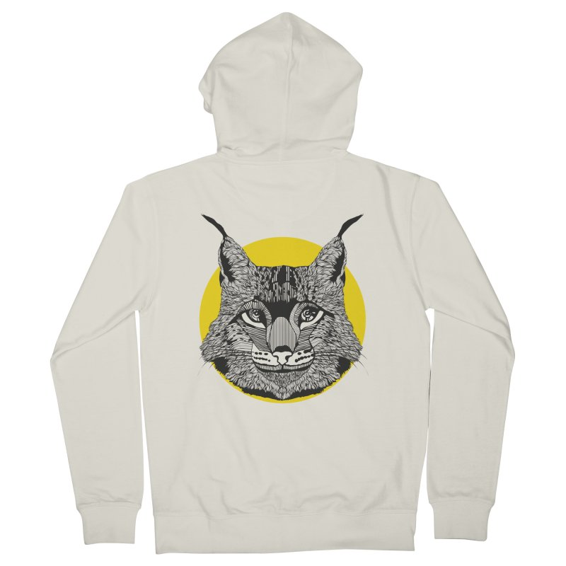 Lynx Women's Zip-Up Hoody by topodos's Artist Shop