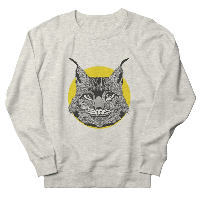 Lynx Women's Sweatshirt by topodos's Artist Shop