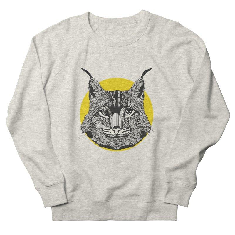 Lynx Men's Sweatshirt by topodos's Artist Shop