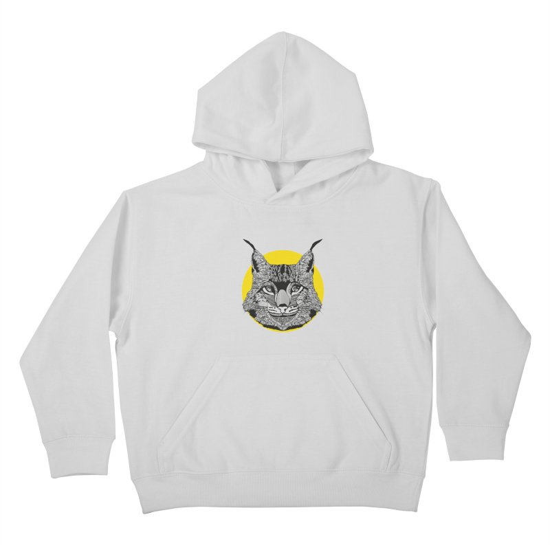 Lynx Kids Pullover Hoody by topodos's Artist Shop