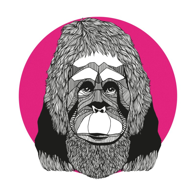 Orangutan None  by topodos's Artist Shop