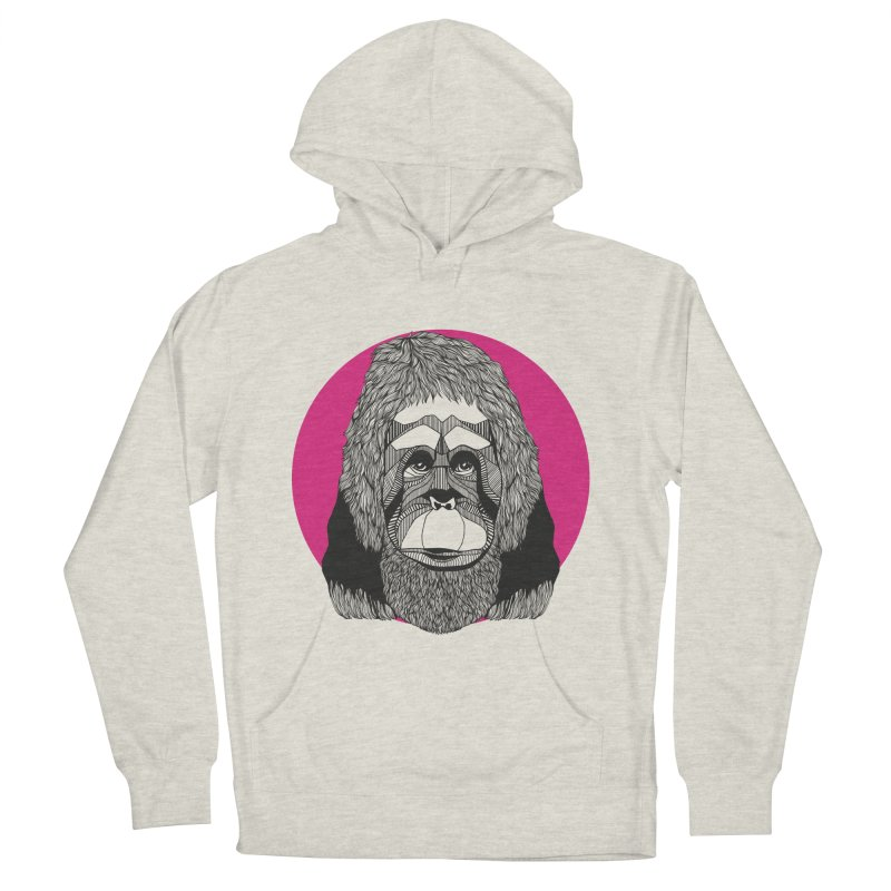 Orangutan Men's Pullover Hoody by topodos's Artist Shop