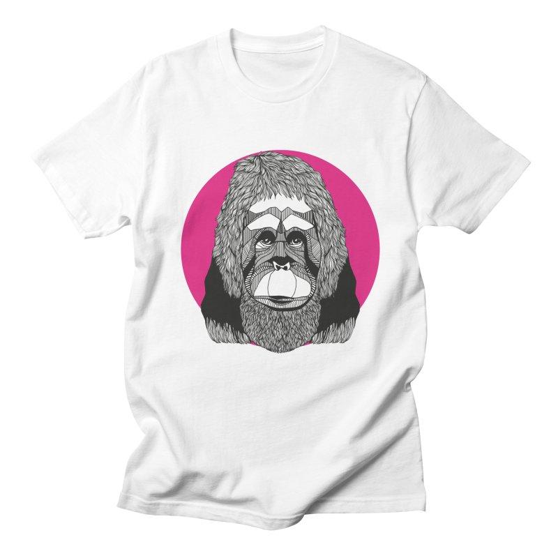 Orangutan Men's T-shirt by topodos's Artist Shop