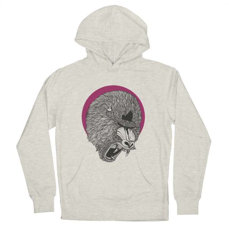 Mandrill Men's Pullover Hoody by topodos's Artist Shop