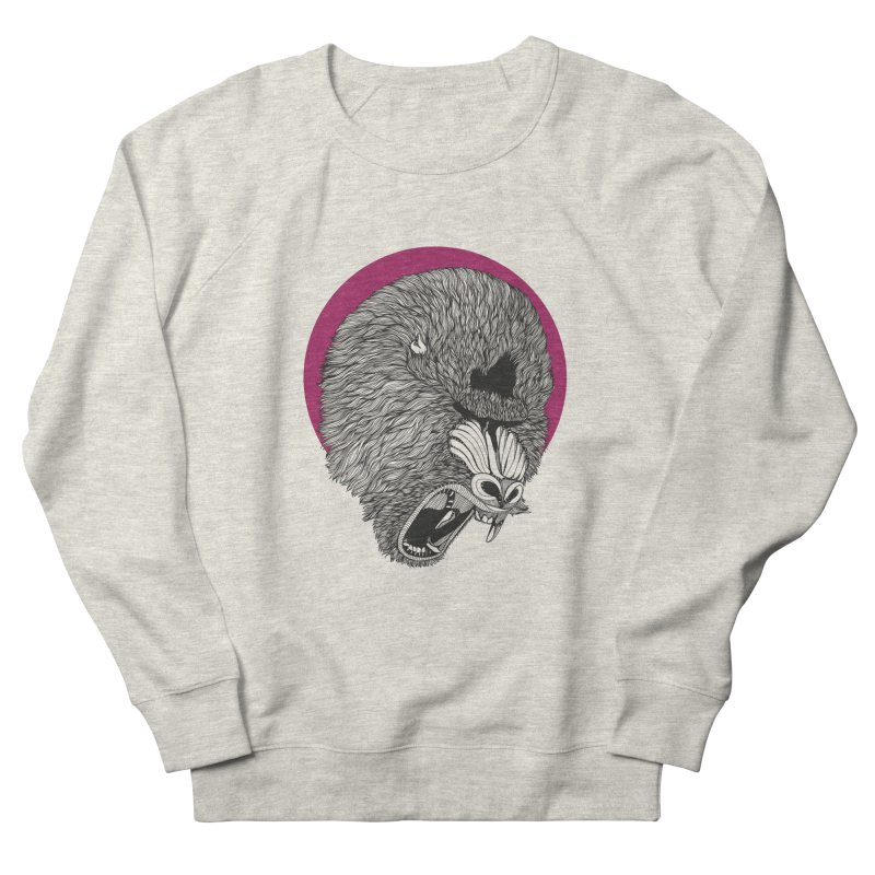Mandrill Women's Sweatshirt by topodos's Artist Shop