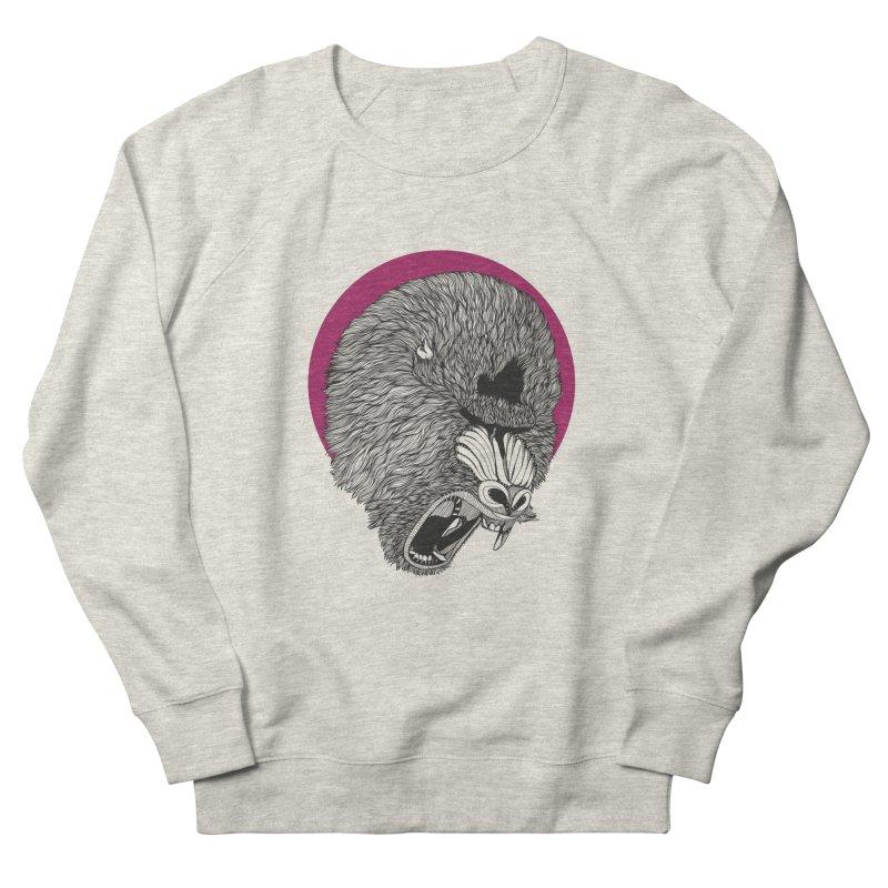 Mandrill Men's Sweatshirt by topodos's Artist Shop