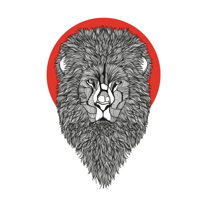 Lion None  by topodos's Artist Shop