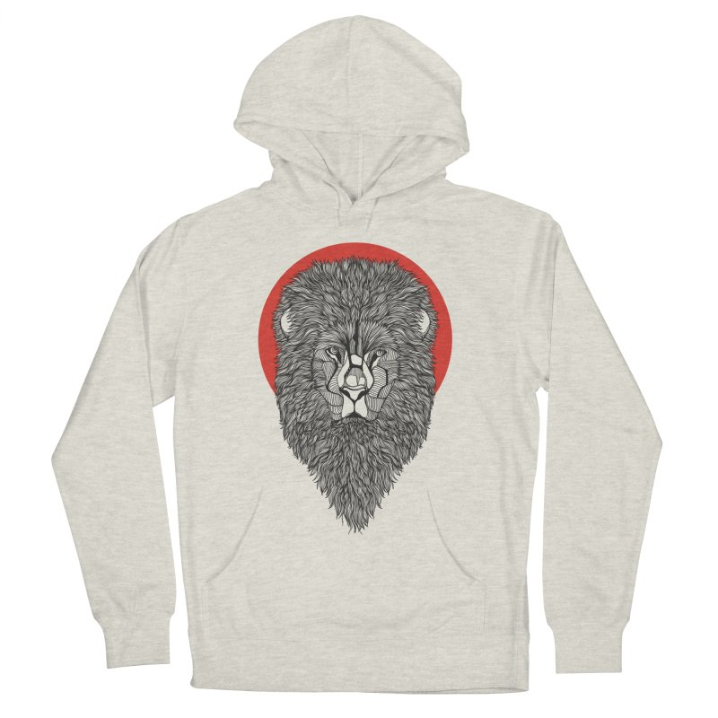Lion Men's Pullover Hoody by topodos's Artist Shop