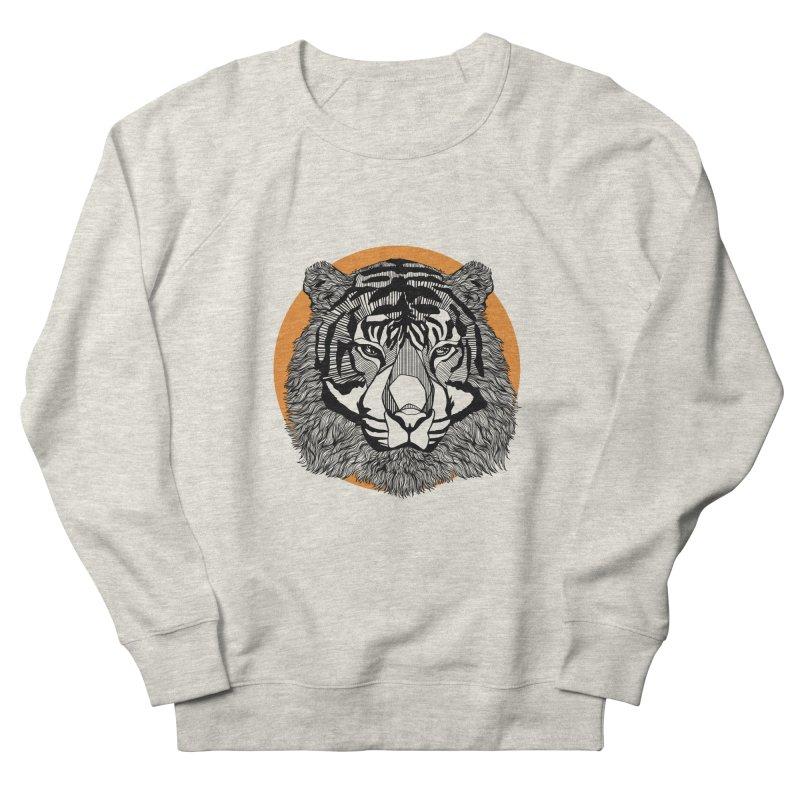 Tiger Men's Sweatshirt by topodos's Artist Shop