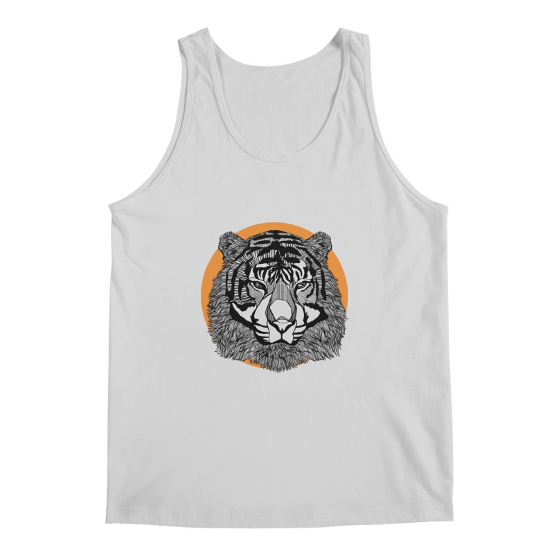 Tiger Men's Tank by topodos's Artist Shop