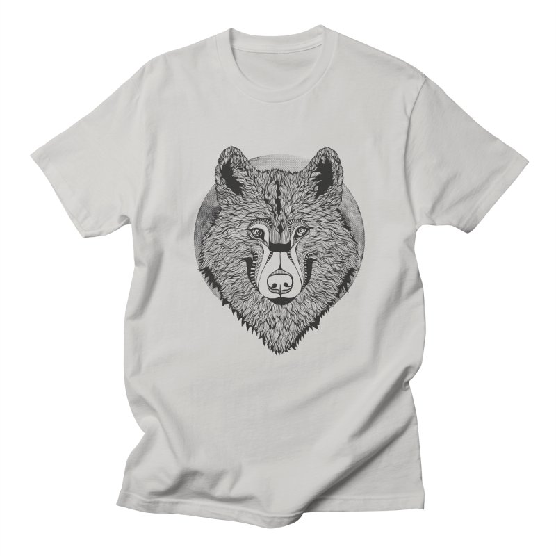 Wolf Men's T-Shirt by topodos's Artist Shop