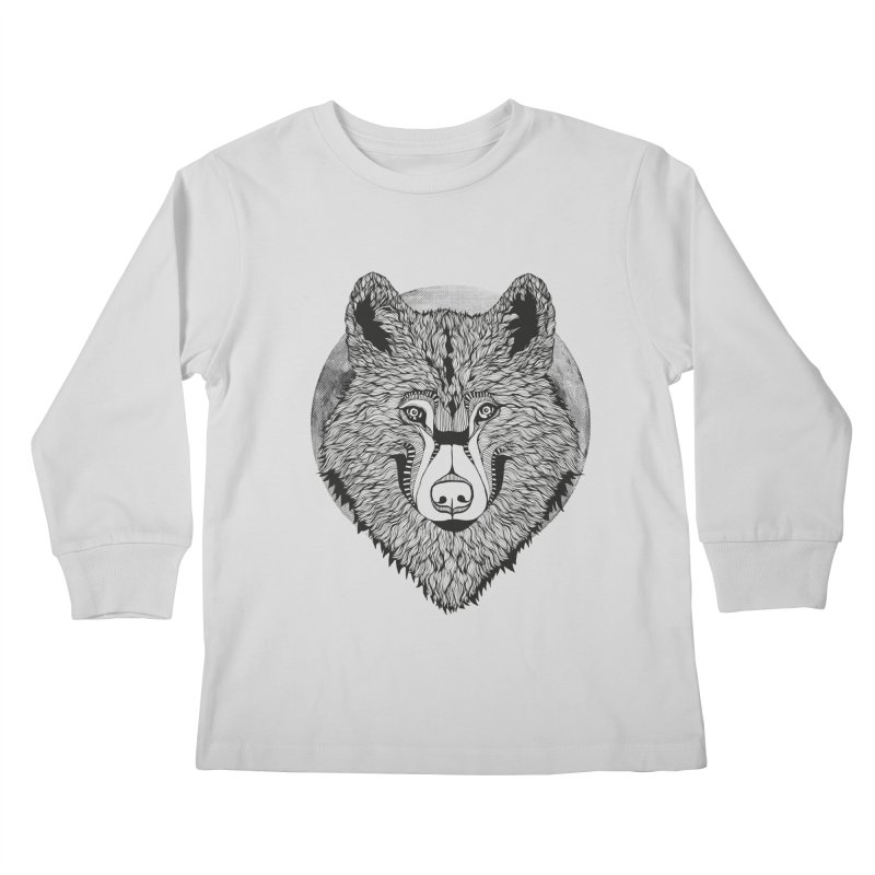 Wolf Kids Longsleeve T-Shirt by topodos's Artist Shop