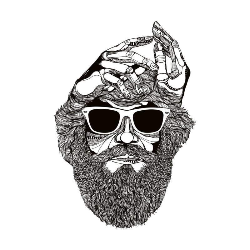 Overbeard None  by topodos's Artist Shop