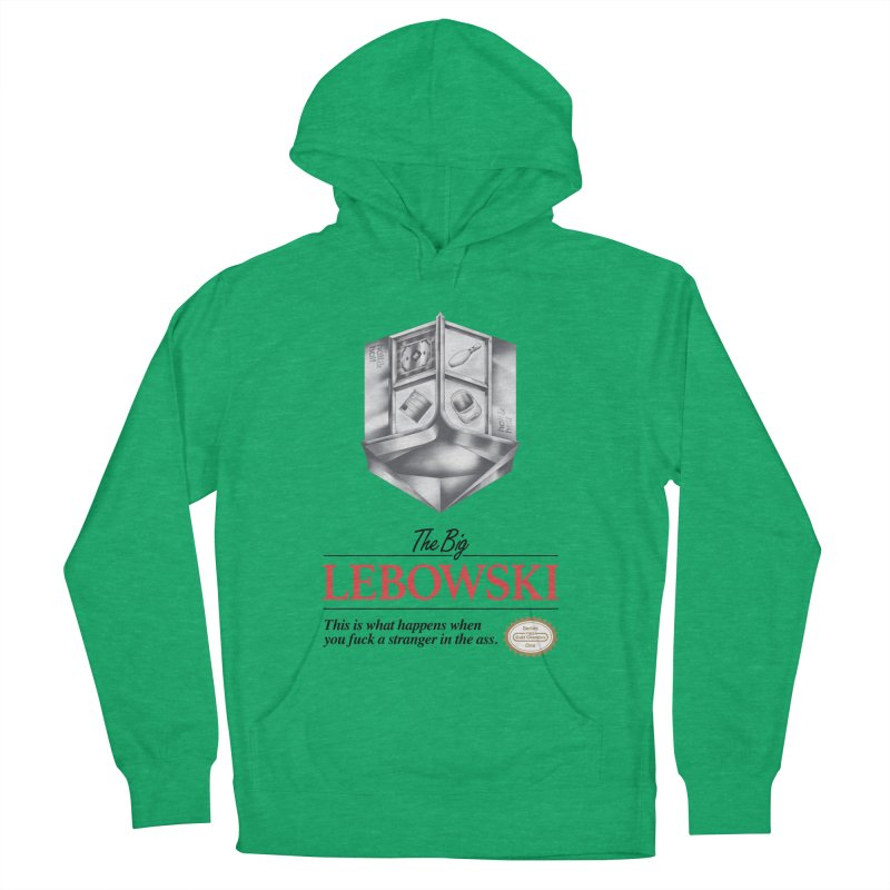 The Legend of Lebowski Men's Pullover Hoody by torakamikaze's Artist Shop