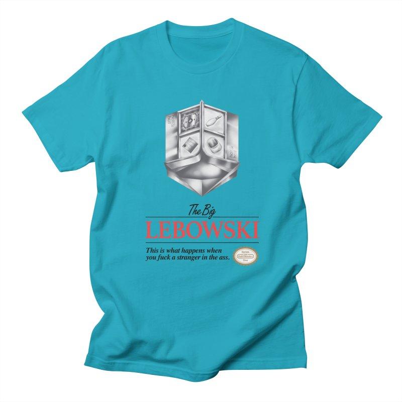 The Legend of Lebowski Men's T-Shirt by torakamikaze's Artist Shop