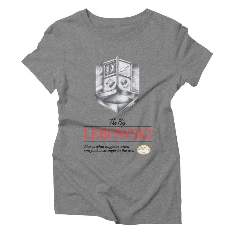 The Legend of Lebowski Women's Triblend T-shirt by torakamikaze's Artist Shop