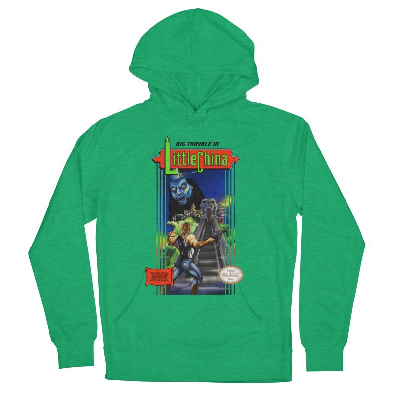 Big Castle In Little Vania Women's Pullover Hoody by torakamikaze's Artist Shop