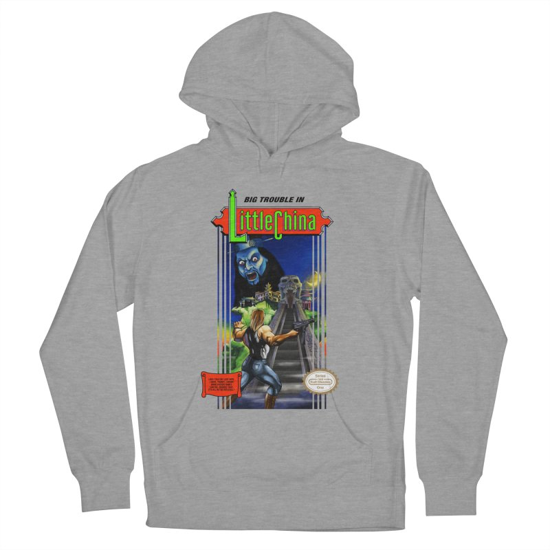 Big Castle In Little Vania Men's Pullover Hoody by torakamikaze's Artist Shop