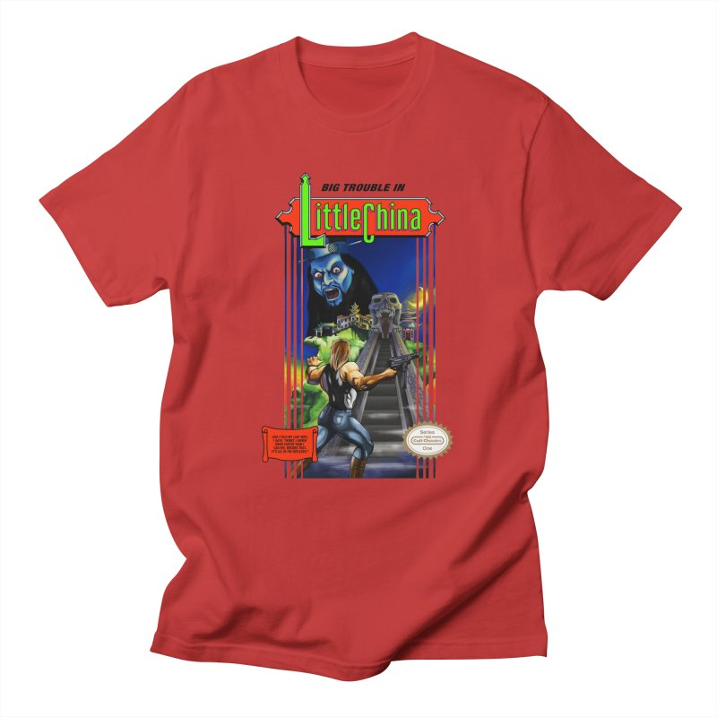 Big Castle In Little Vania Men's T-Shirt by torakamikaze's Artist Shop