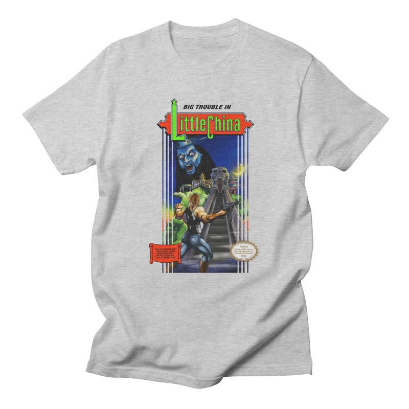 Big Castle In Little Vania Men's T-shirt by torakamikaze's Artist Shop