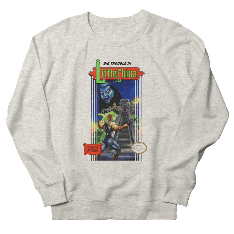 Big Castle In Little Vania Women's Sweatshirt by torakamikaze's Artist Shop