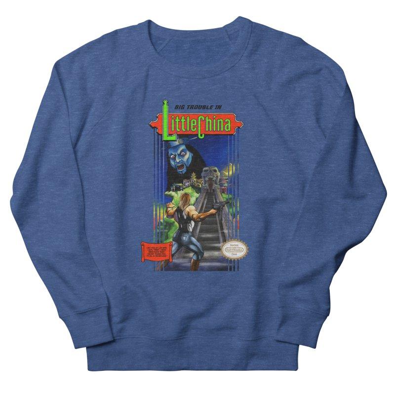 Big Castle In Little Vania Men's Sweatshirt by torakamikaze's Artist Shop
