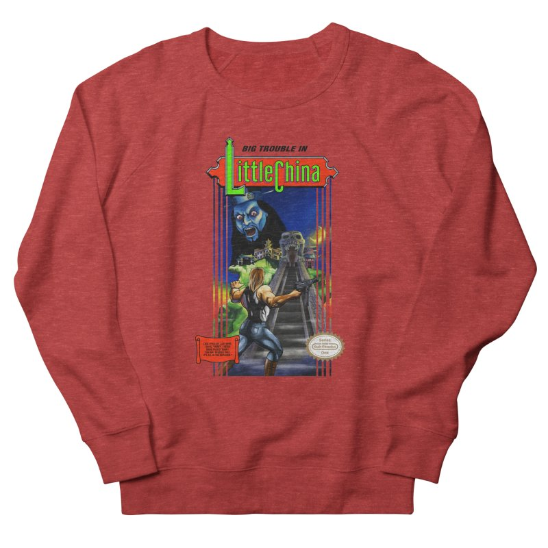 Big Castle In Little Vania Men's Sweatshirt by torakamikaze's Artist Shop