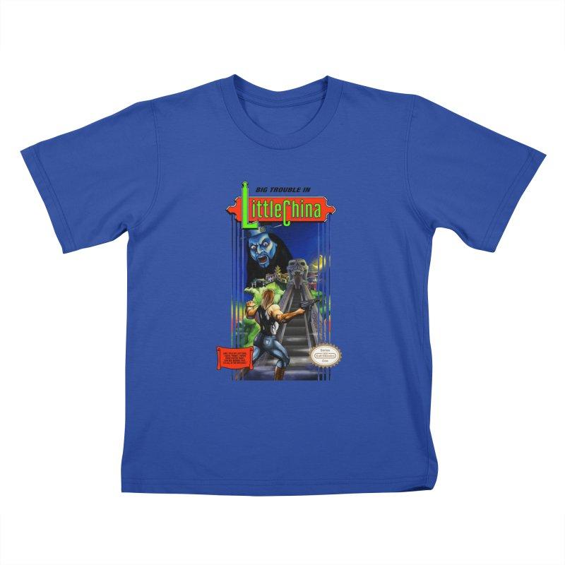 Big Castle In Little Vania Kids T-Shirt by torakamikaze's Artist Shop