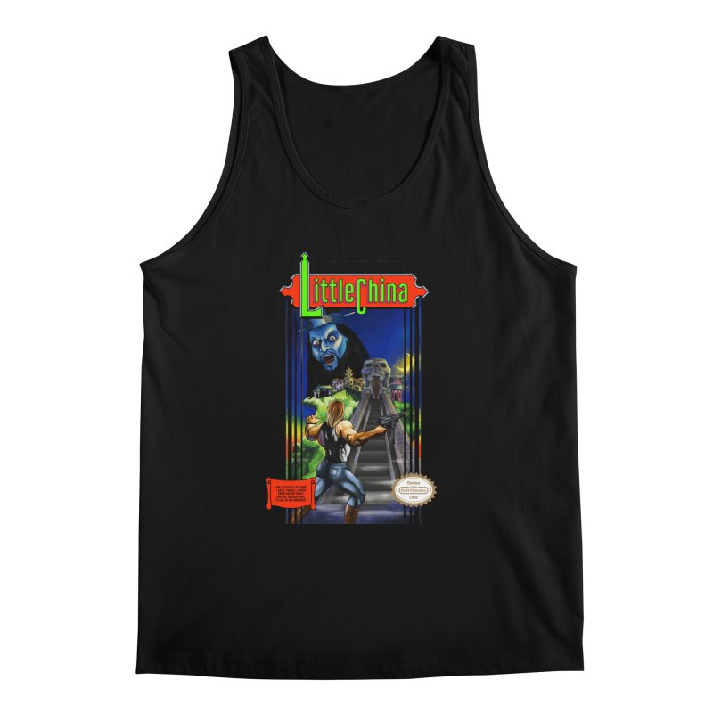 Big Castle In Little Vania Men's Tank by torakamikaze's Artist Shop