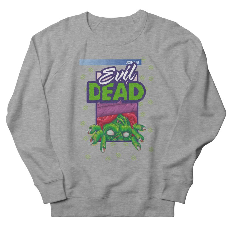 Totally Dead Men's Sweatshirt by torakamikaze's Artist Shop