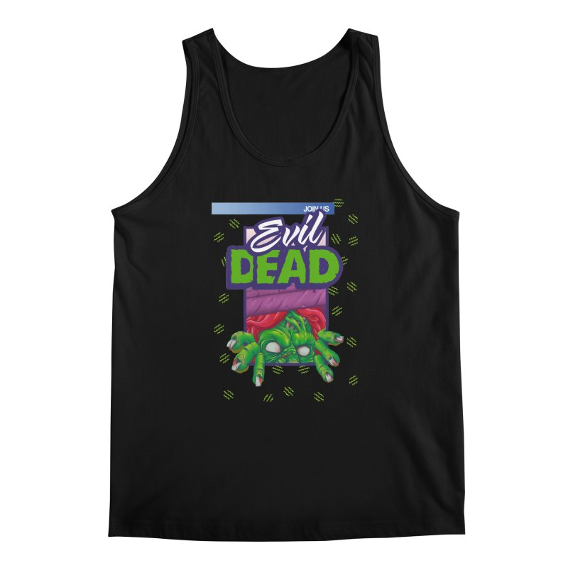 Totally Dead Men's Tank by torakamikaze's Artist Shop
