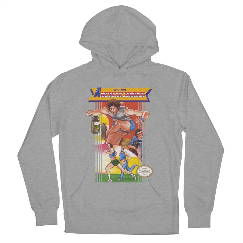 Wet Hot American Track And Field Women's Pullover Hoody by torakamikaze's Artist Shop