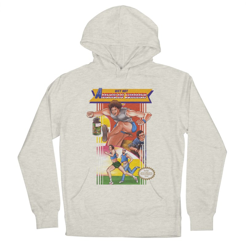 Wet Hot American Track And Field Men's Pullover Hoody by torakamikaze's Artist Shop