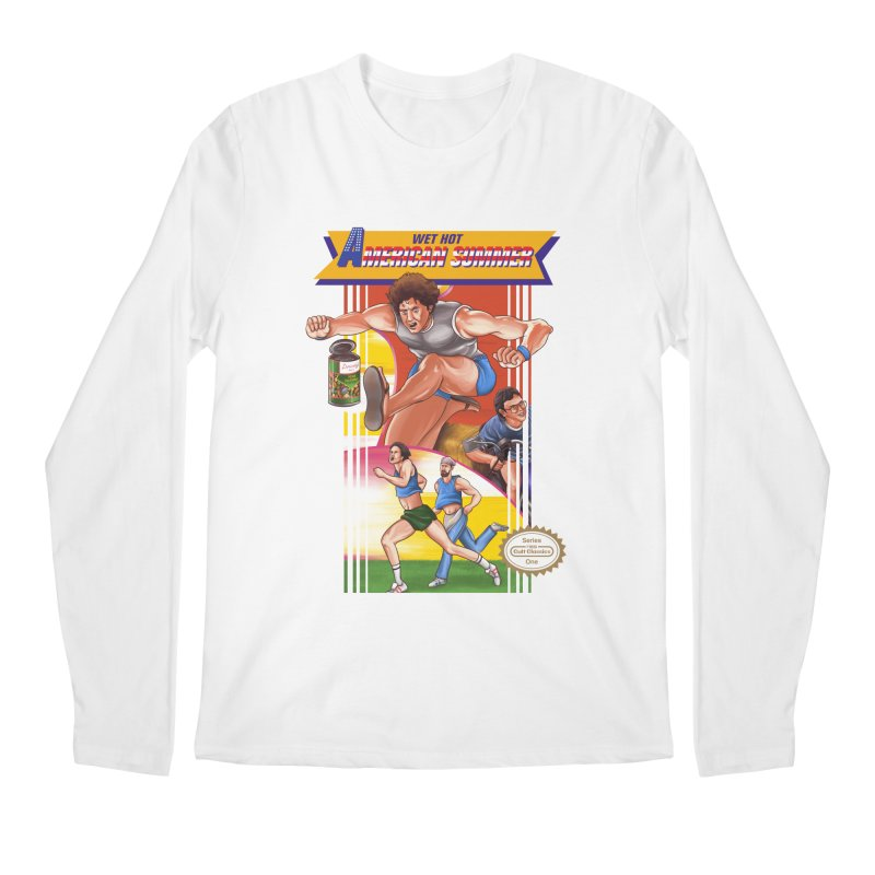Wet Hot American Track And Field Men's Longsleeve T-Shirt by torakamikaze's Artist Shop