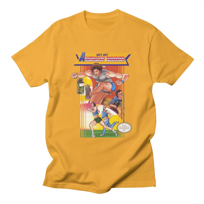 Wet Hot American Track And Field Men's T-shirt by torakamikaze's Artist Shop