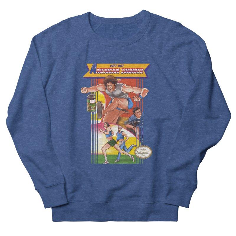 Wet Hot American Track And Field Women's Sweatshirt by torakamikaze's Artist Shop