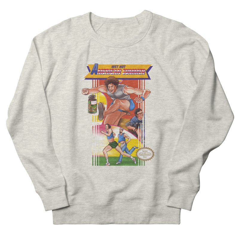 Wet Hot American Track And Field Men's Sweatshirt by torakamikaze's Artist Shop